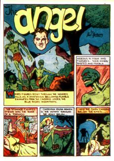 Extrait de Marvel Mystery Comics (Timely - 1939) -10- (sans titre)