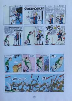 Extrait de Gaston (en allemand) -1b2019- Gesammelte Katastrophen