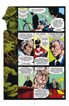 Extrait de Swamp Thing (Alan Moore présente) -1- Volume 1
