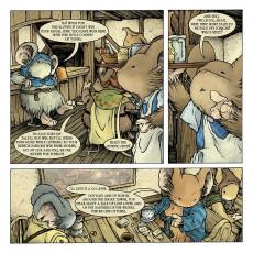 Extrait de Mouse Guard: Legends of the Guard Volume Two (2013) - Tome 2