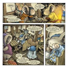 Extrait de Mouse Guard: Legends of the Guard Volume Two (2013) - Tome 4