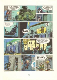 Extrait de Spirou et Fantasio -33- Virus