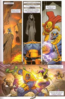 Extrait de Thanos : Le retour de Thanos -2- Thanos gagne