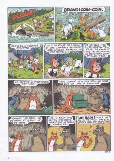 Extrait de Sylvain et Sylvette -50a2006- Le petit gorille