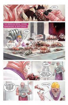 Extrait de Descender (Image comics - 2015) -30- The End of the Universe: Part 2 of 4
