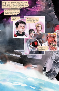 Extrait de Descender (Image comics - 2015) -32- The End of the Universe: Part 4 of 4