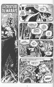 Extrait de Swamp Thing (Urban Cult) - Swamp Thing La créature du marais
