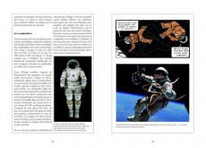 Extrait de Tintin - Divers - Les premiers pas sur la Lune