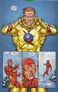 Extrait de Flash (Geoff Johns présente) -4- Blitz