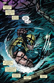 Extrait de Marvel Comics Presents Vol.3 (Marvel comics - 2019) -5- Wolverine: The Vigil Part 6