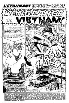 Extrait de L'Étonnant Spider-Man (Éditions Héritage) -11- Vengeance du Vietnam !