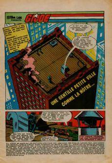 Extrait de G.I. Joe (Éditions Héritage) -10- Une gentille petite ville comme la nôtre...