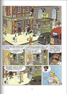 Extrait de Clifton -2c1994- Le voleur qui rit