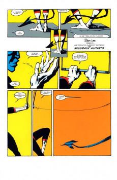 Extrait de New Mutants (The) (L'intégrale) -2- 1984