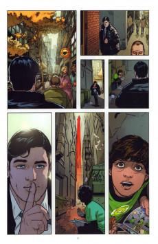 Extrait de Clark Kent : Superman -2- Mafia invisible