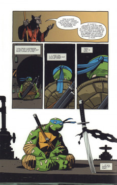 Extrait de Teenage Mutant Ninja Turtles - Les Tortues Ninja (HiComics) -0- Tome 0 - Nouveau Départ
