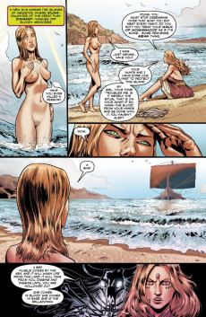 Extrait de Bella Donna - Fire and fury -2- Issue 2