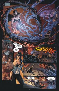 Extrait de Justice League Dark Rebirth -1- Le Crépuscule de la magie