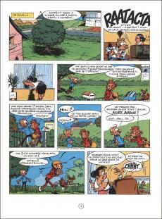Extrait de Spirou et Fantasio -32a1987- Les faiseurs de silence