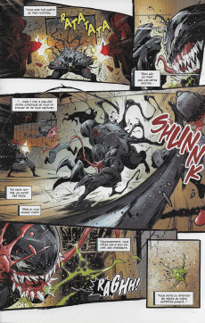 Extrait de Venom (2e série)  -4- Force majeure