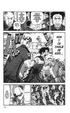 Extrait de Prisonnier Riku -31- Les survivants