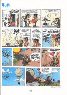 Extrait de Gaston -12a1986- Le gang des gaffeurs