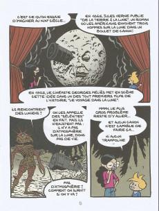 Extrait de Le fil de l'Histoire (raconté par Ariane & Nino) -HC- Le premier pas sur la Lune (Mission Apollo)