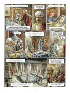 Extrait de Alix Senator -9- Les Spectres de Rome
