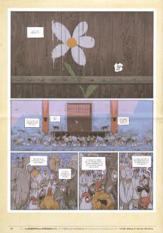 Extrait de Le château des Animaux -3- La Gazette du Château n°3