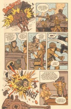 Extrait de Tank Girl -11- World War Tank Girl