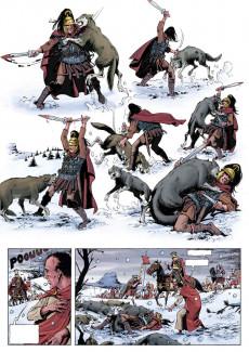 Extrait de Ad Victoriam -2- les gladiateurs de Juliobona