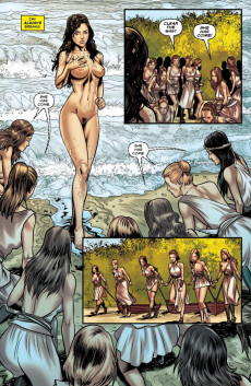 Extrait de Bella Donna - Fire and fury -5- Issue 5