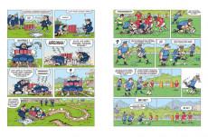 Extrait de Les fous furieux du rugby -2- Les Fous furieux du rugby