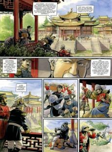 Extrait de LaoWai -3- La chute du Palais d'été