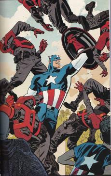 Extrait de Captain America (Marvel Legacy) - La patrie des braves