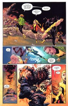Extrait de New mutants - âmes défuntes