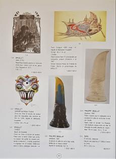 Extrait de (Catalogues) Ventes aux enchères - Tajan - Tajan - Bandes dessinées - Samedi 10 mars 2007 - Paris espace Tajan