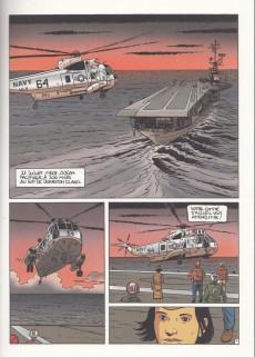 Extrait de Les carnets de l'aventure -1- The splahdown