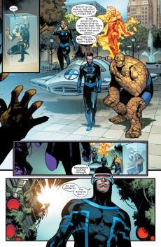 Extrait de House of X (Marvel comics - 2019) -1- The House That Xavier Built
