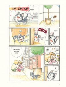 Extrait de Chi - Une vie de chat (grand format) -21- Tome 21