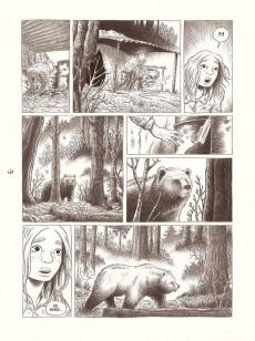 Extrait de Dans la forêt (Lomig) - Dans la forêt