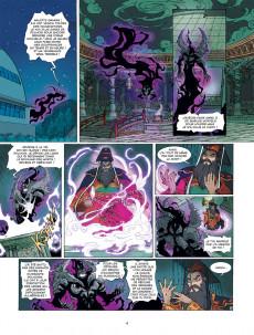Extrait de Les mythics -7- Hong Kong