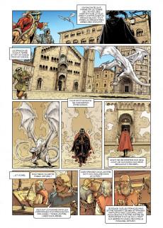 Extrait de Le dernier dragon -2- Les cryptes de Denderah