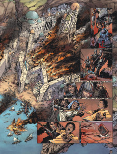 Extrait de Gagner la guerre -2- Le Royaume de Ressine