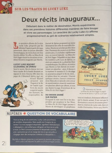 Extrait de Lucky Luke - La collection (Hachette 2018) -141- La mine d'or de Dick Digger