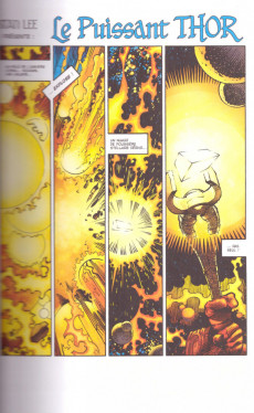 Extrait de Thor (Simonson) -1- Tome 1