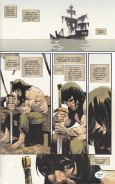 Extrait de Conan le Barbare (Panini/Marvel - 2019) -1- Vie et mort de Conan