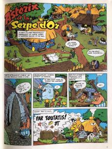 Extrait de Astérix -2e1981- La Serpe d'Or