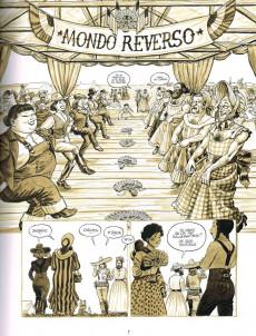 Extrait de Mondo reverso -2- La Bonne, la Brute et la Truande