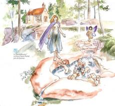 Extrait de (AUT) Carmona - Légendes autour des sources et fontaines d'Alsace et Lorraine